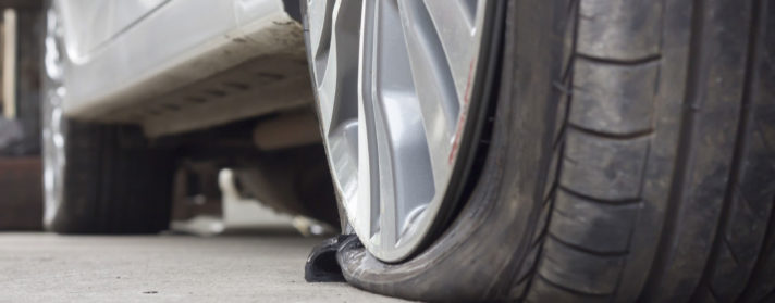 What You Should Do When Your Tire Gets a Blowout | Auto Insurance in Plano, TX