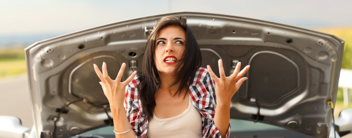 What Should You Do If Your Car Breaks Down On The Side Of The Road?
