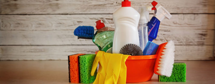 Your Very Own Spring Cleaning Checklist