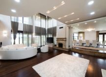 interior of a luxury home, consider securing high-value home insurance